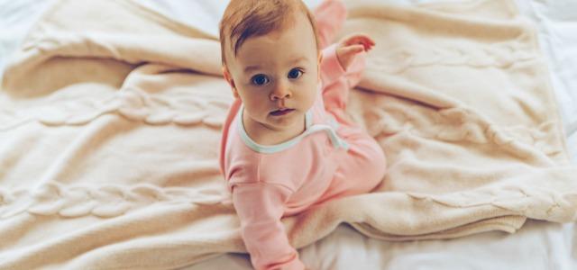 Cómo escoger el pijama para el bebé