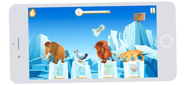 Aplicación educativa para niños