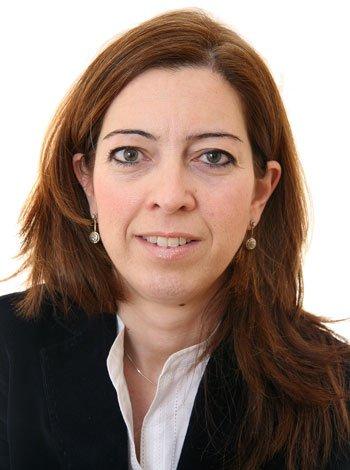 Amaya Áriz, madre niño autista
