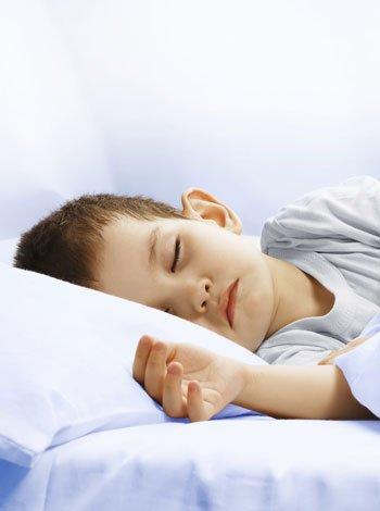 Hábitos de sueño de los niños