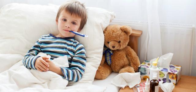 Cómo calmar la tos de los niños