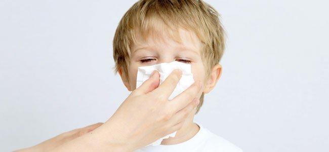 Causas, síntomas y tratamiento de la gripe infantil