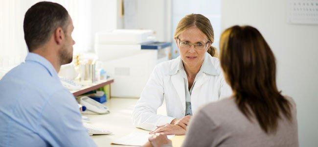Consulta de infertilidad en la pareja