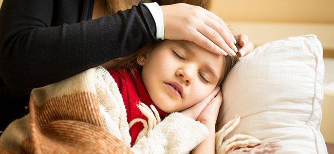 Convulsiones febriles. La fiebre y los niños