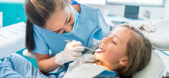 Respuestas a las dudas sobre la caída de dientes de los niños