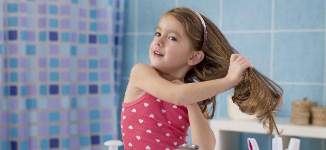 Alopecia infantil. Prevención y tratamiento.
