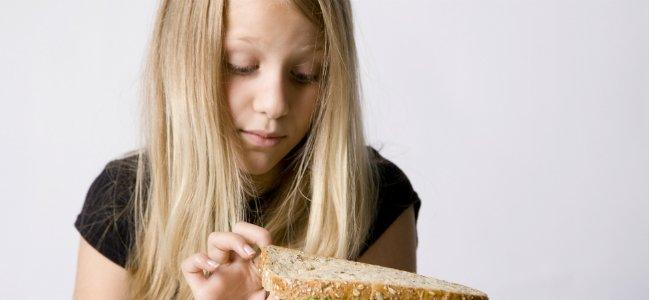 Tratamiento de la anorexia infantil.