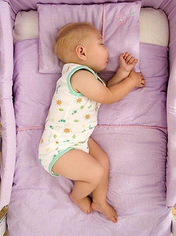 La siesta de los niños