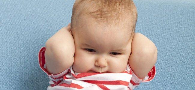 Los ruidos impiden el aprendizaje del niño
