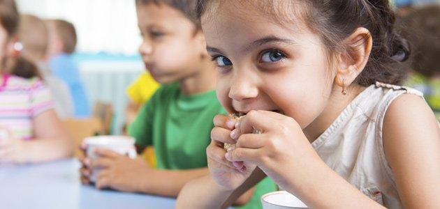 Beneficios de los hidratos de carbono en los niños