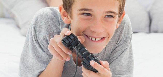 Beneficios de los videojuegos en niños con problemas