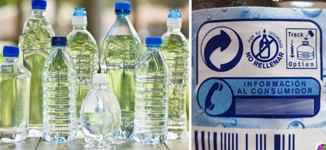 Reutilizar botellas de plástico: ¿sí o no?