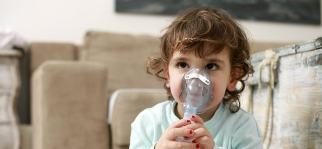 types of nebulized steroids