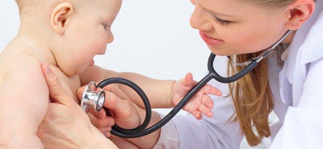 Cardiopatías comunes en bebés y niños