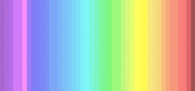 ¿Cuántos colores ves en esta imagen? Test