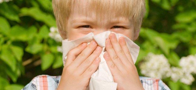 Control del asma infantil
