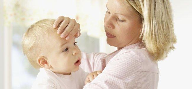 Convulsiones por fiebre en bebés