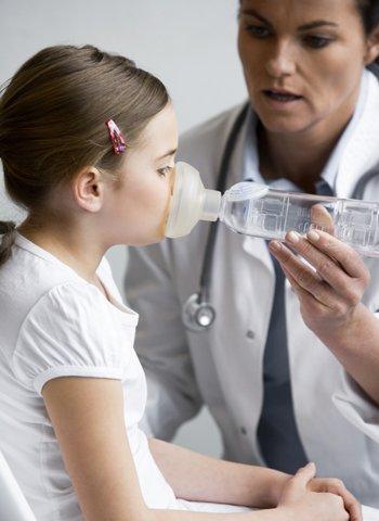 Crisis asmática en los niños