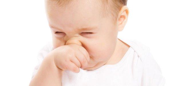 Cuerpos extraños en el ojo, nariz y oreja de los niños
