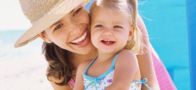 Consejos para proteger a los niños de la alergia al sol