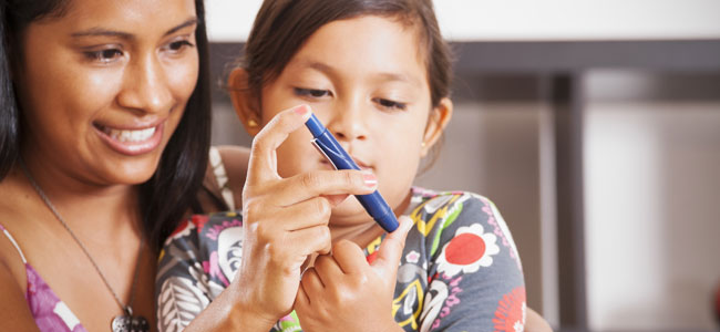¿Limita la diabetes la vida del niño?