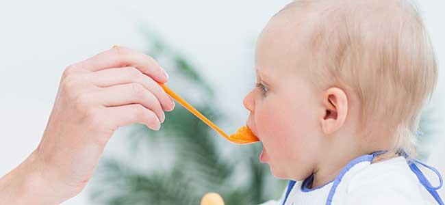 Dieta para bebés con diarrea