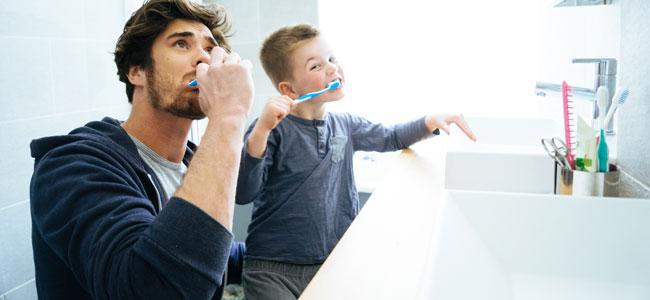 Las dudas más comunes de los padres sobre el cepillado dental de los niños