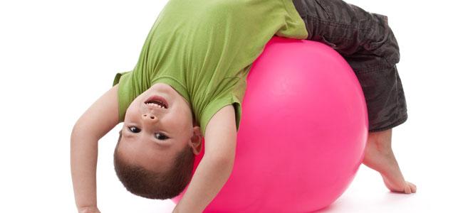 Ejercicio físico para niños con cáncer