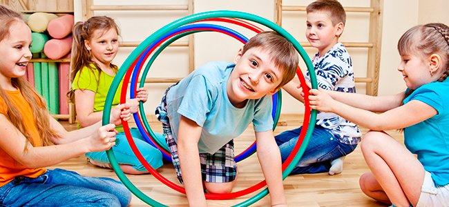 Más ejercicio para combatir la obesidad infantil