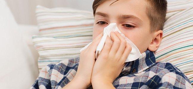 Enfermedades de la etapa escolar