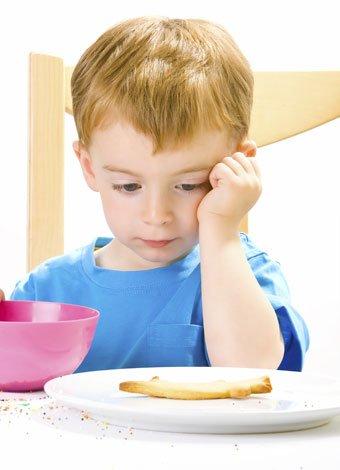 Enfermedades alimentarias raras en niños