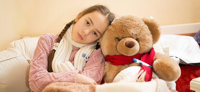 Enfermedades víricas comunes