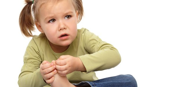 Esguince de dedo del pie