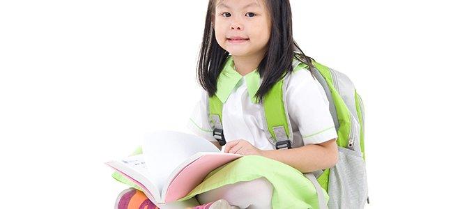 La salud de la espalda de los niños