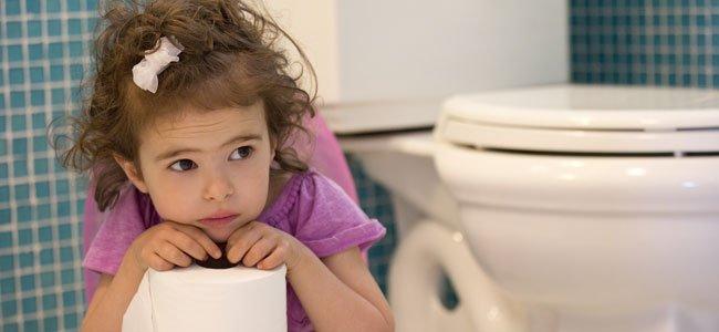 Niños con estreñimiento