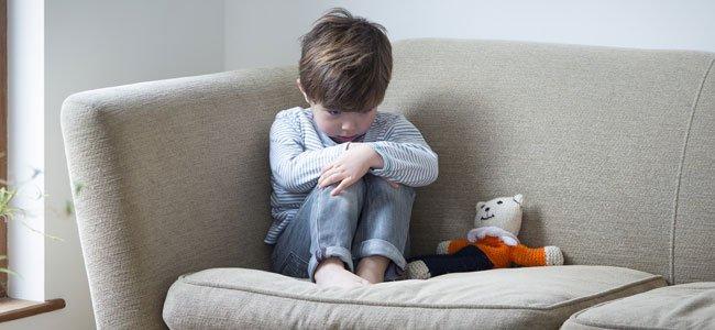Causas del estrés en los niños
