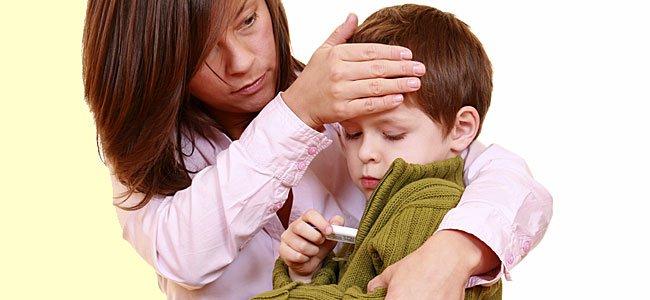 Las convulsiones febriles en los niños
