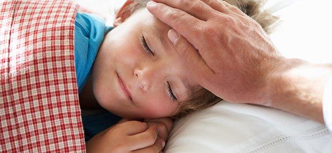 ¿Se crece con la fiebre en la infancia?