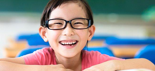 Gafas para los niños