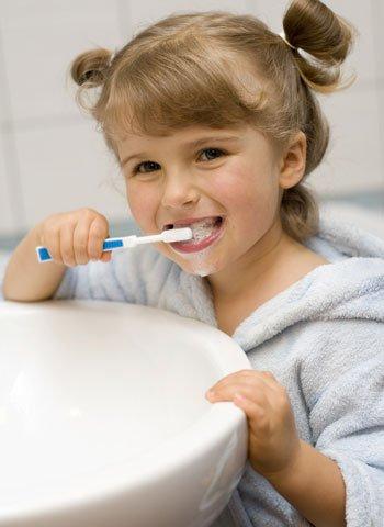 Un cepillado perfecto, higiene dental
