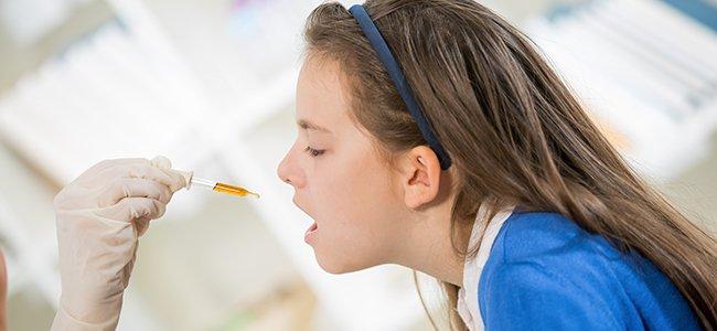La homeopatía y los niños