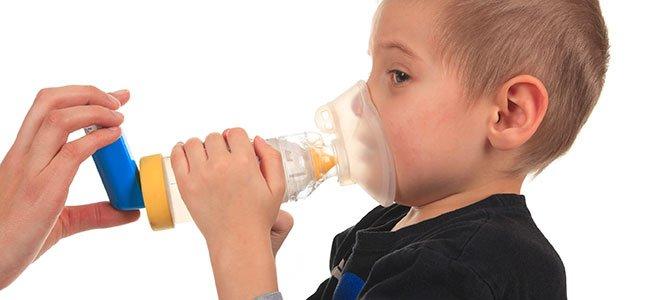 Inhaladores para niños