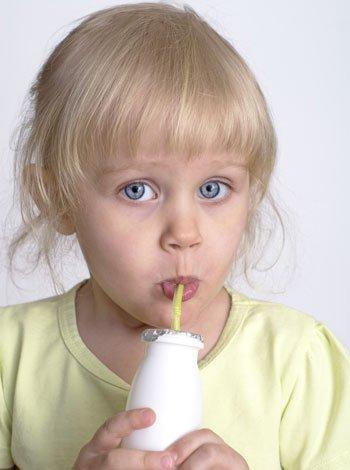 Intolerancia a la lactosa niños
