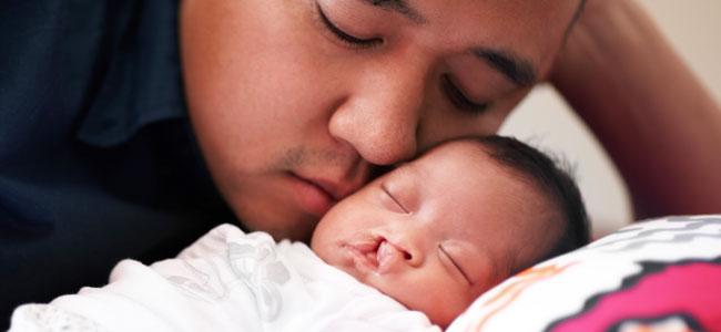 Como se trata el labio leporino en bebés