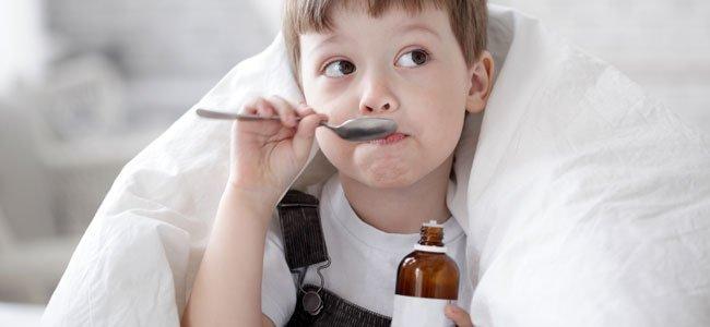 Medicamentos imprescindibles para niños