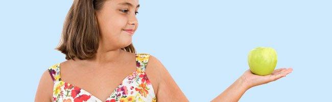 Menú obesidad infantil