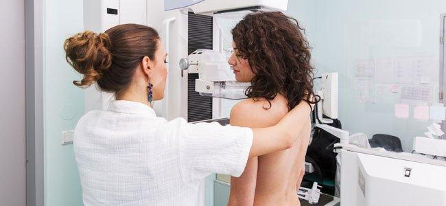 Qué es una mamografía