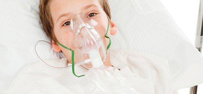 La neumonía en niños y bebés