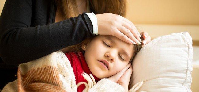 Síntomas de la hepatitis B en los niños