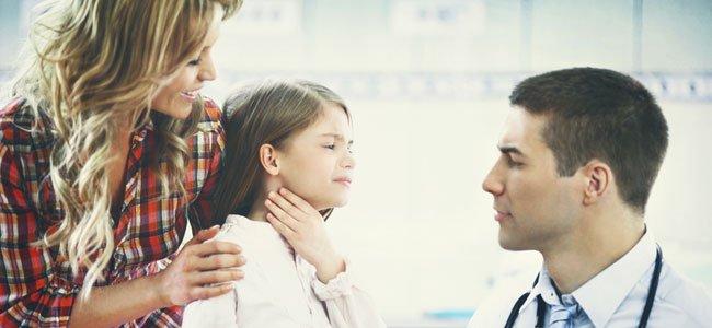Los problemas en los niños de respirar por la boca